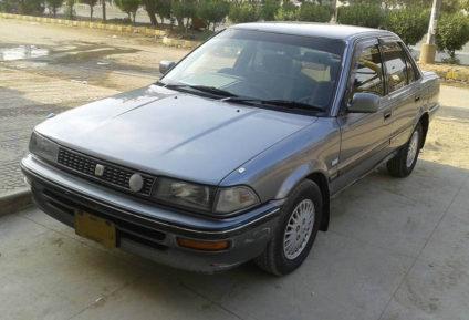 Remembering the Toyota Corolla E90 27