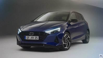 The Latest Hyundai i20 Hatchback- The Sensuous Sportiness 1