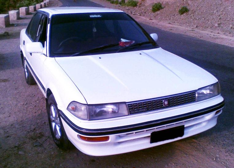 Remembering the Toyota Corolla E90 25