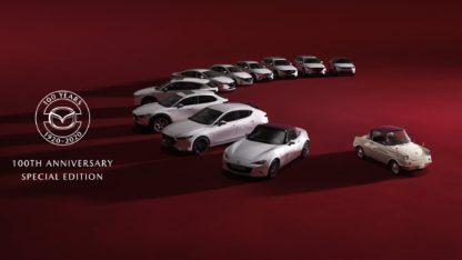 Mazda Completes 100 Years 5