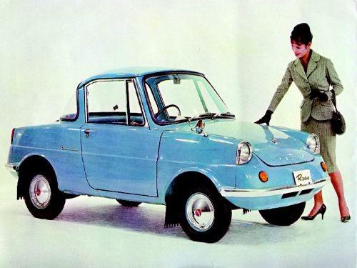 Mazda Completes 100 Years 2