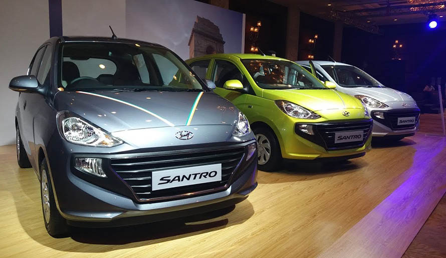 BS-VI Compliant Hyundai Santro CNG Launched in India at INR 5.84 lac 2