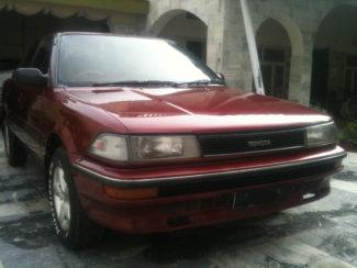 Remembering the Toyota Corolla E90 30