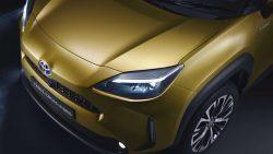 Toyota Unveils the Yaris Cross Hybrid 9