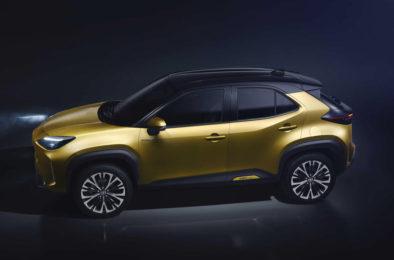 Toyota Unveils the Yaris Cross Hybrid 3