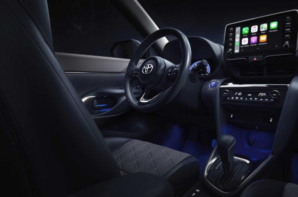 Toyota Unveils the Yaris Cross Hybrid 6