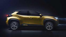 Toyota Unveils the Yaris Cross Hybrid 10