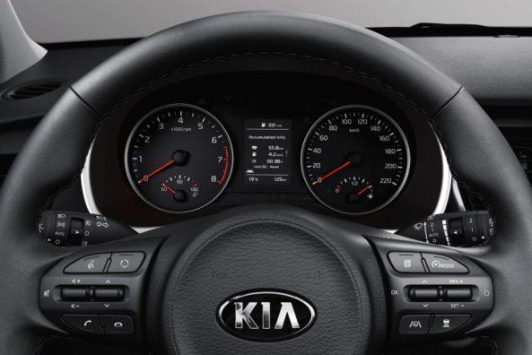 2020 Kia Rio Facelift Revealed 7