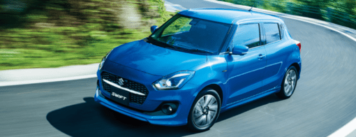 2020 Suzuki Swift Facelift Launched in Japan 4
