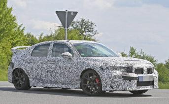 Next Generation Honda Civic will Debut In Q2, 2021 6