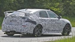 Next Generation Honda Civic will Debut In Q2, 2021 8