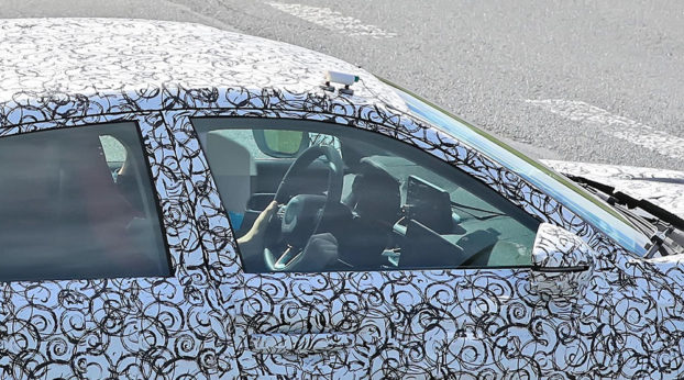 11th gen Honda Civic Type-R Spied for the First Time 9