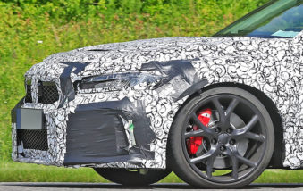 11th gen Honda Civic Type-R Spied for the First Time 6