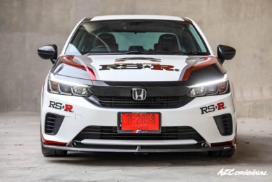 The Rally-Inspired Customized 2020 Honda City by RS-R Japan 2