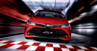 2020 Toyota Corolla Altis GR Sport Debuts in Taiwan 7