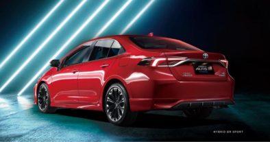2020 Toyota Corolla Altis GR Sport Debuts in Taiwan 9