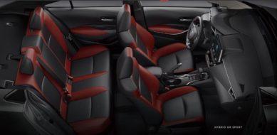 2020 Toyota Corolla Altis GR Sport Debuts in Taiwan 5