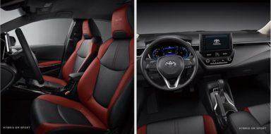 2020 Toyota Corolla Altis GR Sport Debuts in Taiwan 4