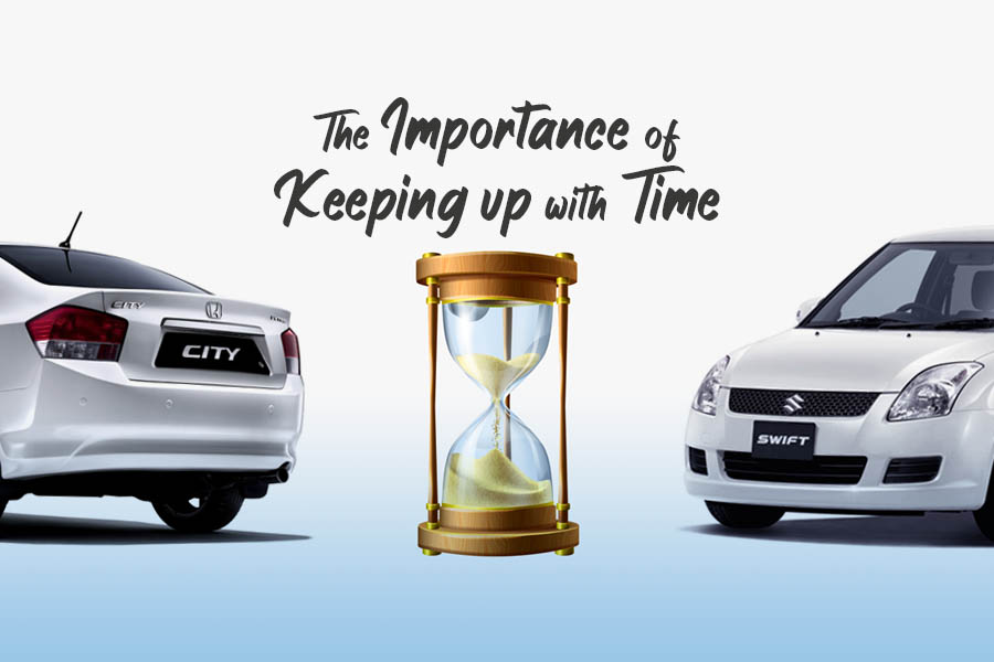 The Importance of Keeping Up with Time 2
