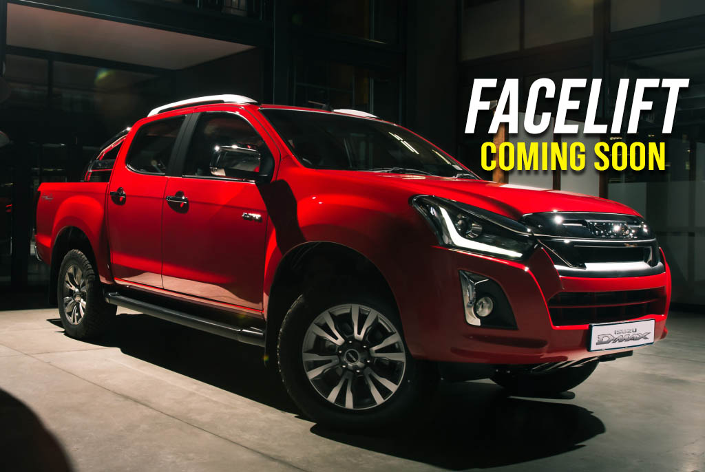 Ghandhara Launching Isuzu D-MAX V-Cross Facelift 6