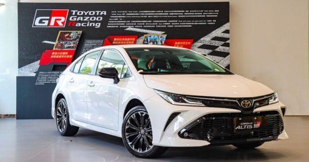 2020 Toyota Corolla Altis GR Sport Debuts in Taiwan 2