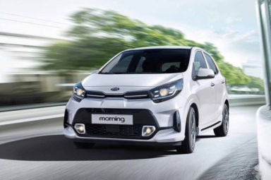 2020 Kia Morning (Picanto) Facelift Launched in South Korea 9