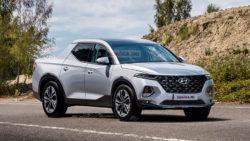 Renderings: Hyundai Santa Cruz Pickup Truck 2