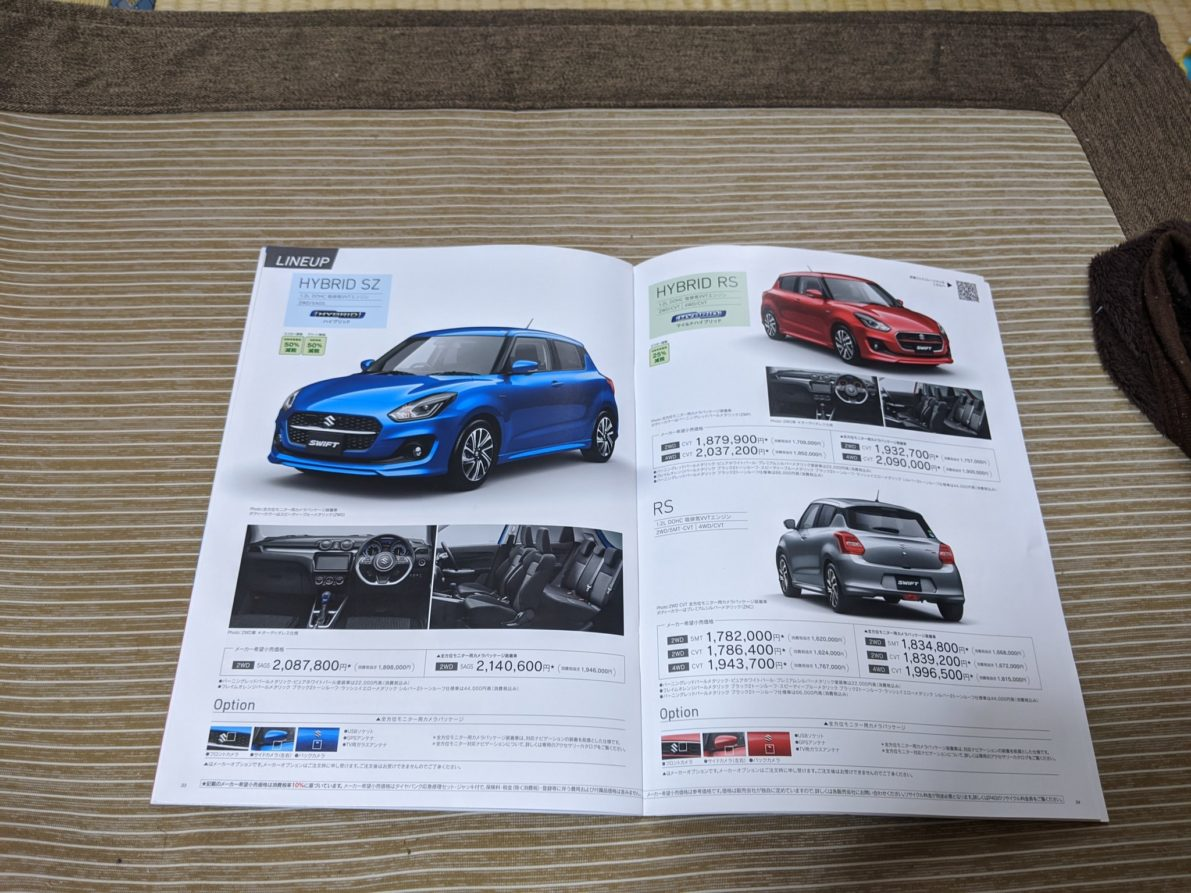 2020 Suzuki Swift Facelift Leaked Ahead of Debut 4