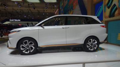Toyota-Daihatsu Readying a New 6-Seat MPV 5