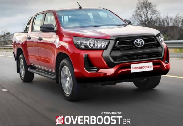 Toyota to Unveil Fortuner and Hilux Revo Facelifts on 4th June 4