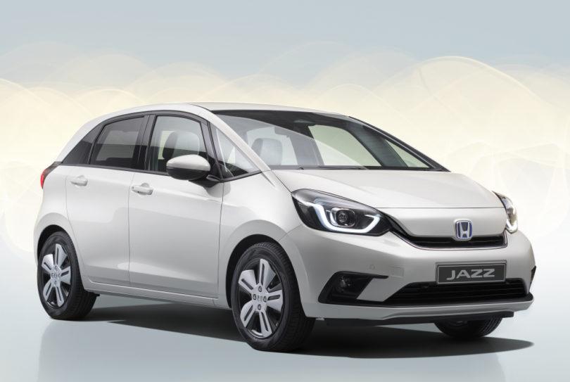 2020 Honda Jazz Adds Unique Front-Center Airbag 2