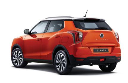 2020 SsangYong Tivoli Facelift Introduced 3