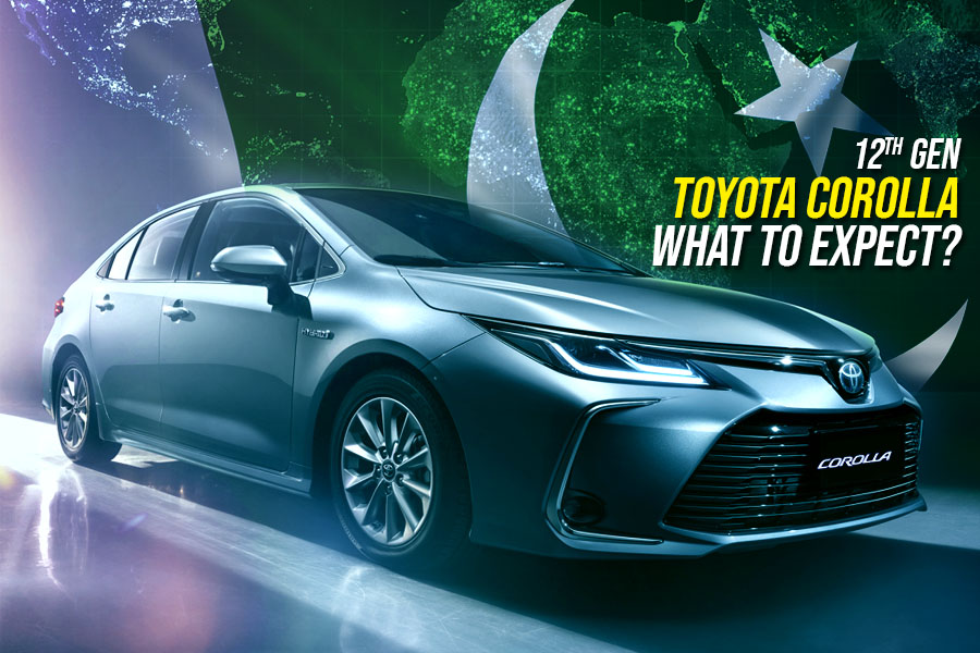 12th Gen Toyota Corolla in Pakistan: What to Expect? 2