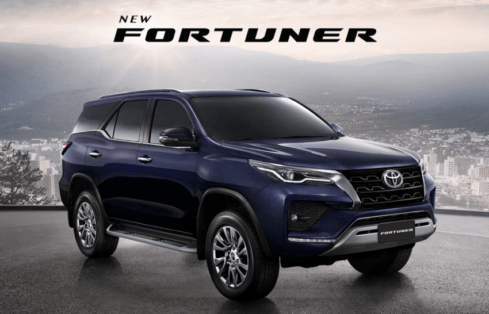 2020 Toyota Fortuner Facelift Debuts in Thailand 15