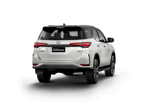 2020 Toyota Fortuner Facelift Debuts in Thailand 21