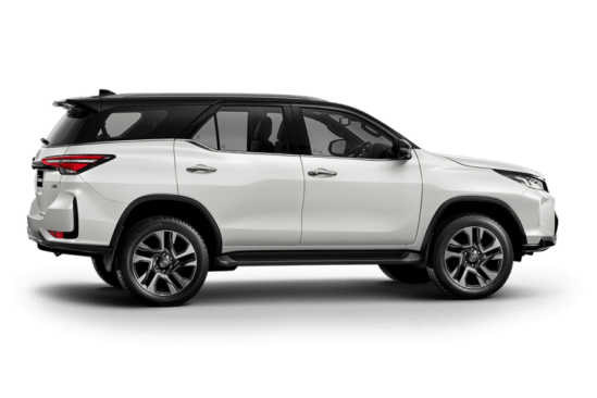 2020 Toyota Fortuner Facelift Debuts in Thailand 20