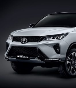 2020 Toyota Fortuner Facelift Debuts in Thailand 18