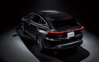 All New Toyota Harrier Goes on Sale in Japan 4