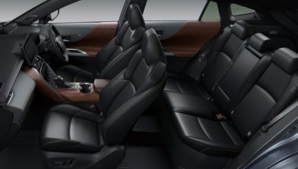 All New Toyota Harrier Goes on Sale in Japan 8