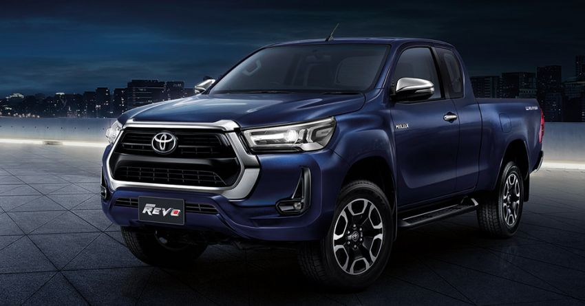 Toyota to Launch Hilux Hybrid Starting from New Zealand 7