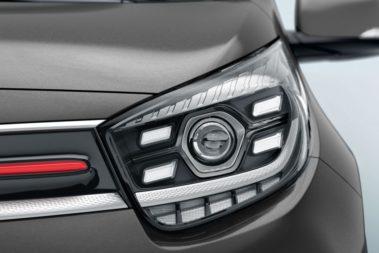 European-spec Kia Picanto Facelift Revealed 3