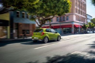 European-spec Kia Picanto Facelift Revealed 24