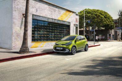 European-spec Kia Picanto Facelift Revealed 22