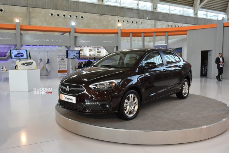 Saipa Shahin to Go on Sale in Iran this Year 2