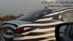 Changan Alsvin Sedan Spotted Testing in Pakistan 2