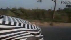 Changan Alsvin Sedan Spotted Testing in Pakistan 3