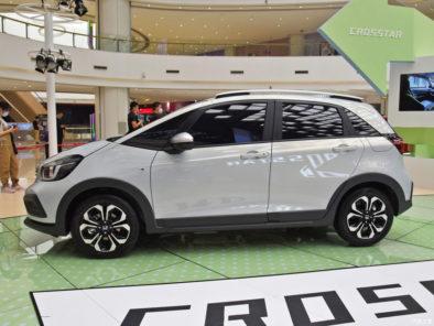 China-spec 2020 Honda Fit Unveiled 7