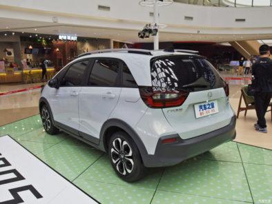 China-spec 2020 Honda Fit Unveiled 8