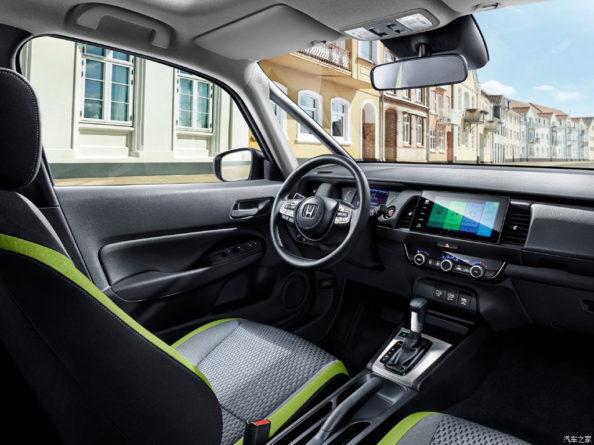 China-spec 2020 Honda Fit Unveiled 1