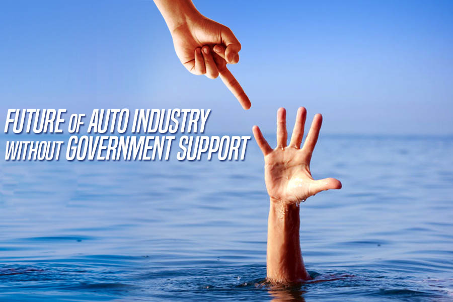 Future of Auto Industry with No Government Support 4